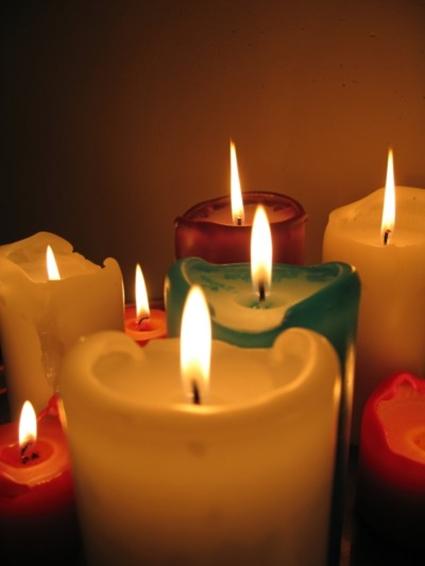 Velas artesanales manualidades - Transferir fotos a velas ...