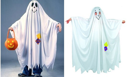 disfraces de halloween fantasma
