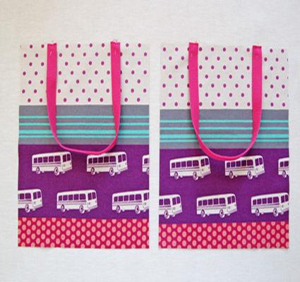Aprende a hacer una bolsa de tela manualidades - Hacer bolsos de tela paso a paso ...