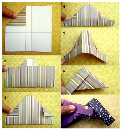 Corona navide a en origami manualidadesmanualidades for Adornos navidenos origami paso a paso