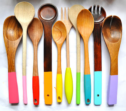 Pintura manualidades - Utensilios de cocina para ninos ...