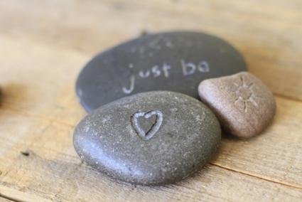 piedras talladas