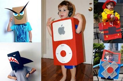 Vestimenta para niños de material reciclado - Imagui