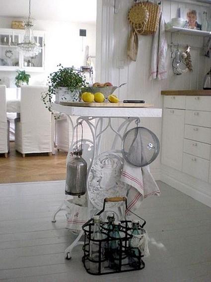 Viejos muebles reciclados con encanto manualidades - Manualidades con muebles viejos ...