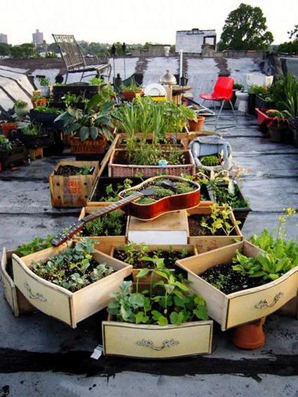 Reciclaje manualidades for Manualidades de jardineria