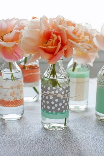 Ideas Para Decorar Botellas 171 Manualidades
