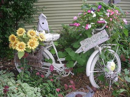 reciclaje bicicleta