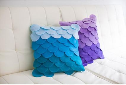 Tutorial para decorar una almohada « Manualidades