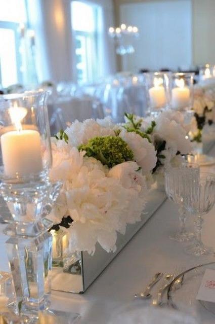 Ideas para hacer originales centros de mesa para la boda Manualidades