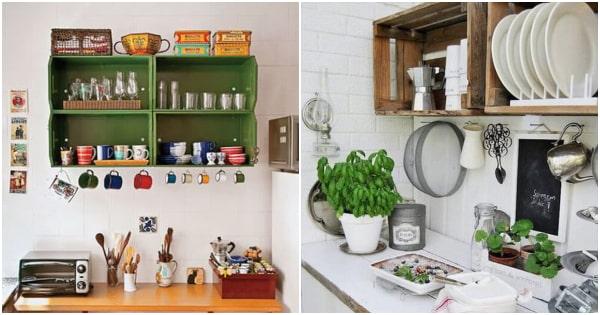 7 tips para reciclar cajones manualidadesmanualidades for Cocina con alegria
