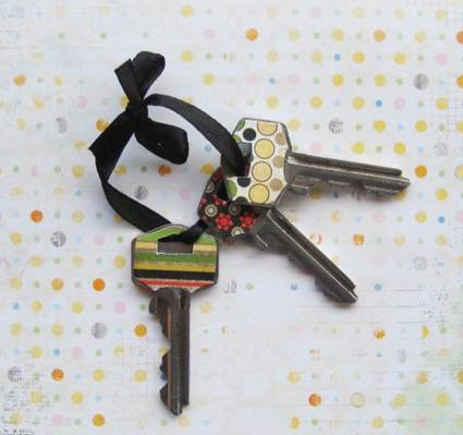 Decorar llaves