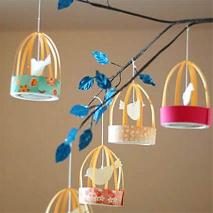 ideas decoracion papel