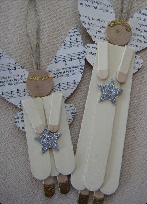 angelitos navidad