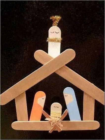 pesebre navideño