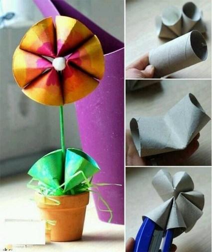 tubos carton flor