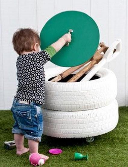 neumatico reciclado