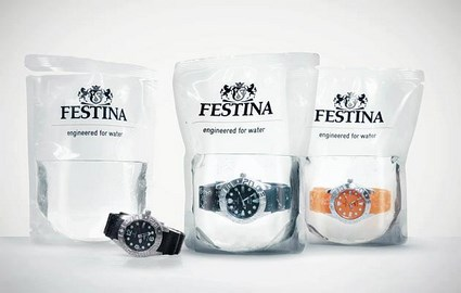 packaging original festina