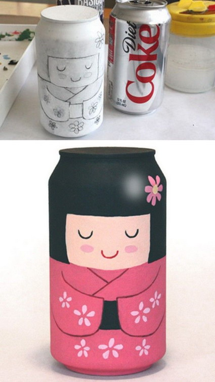 lata reciclada