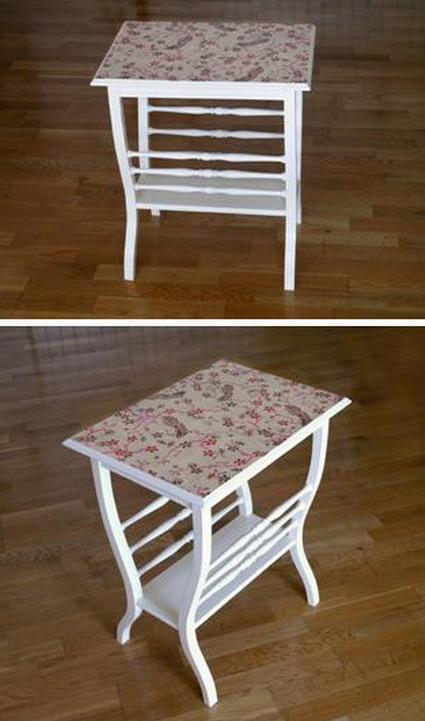 mueble antes despues