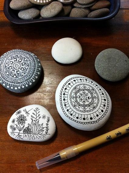 piedras pintadas2