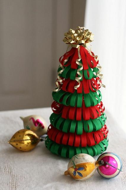 Sencillo Y Practico Arbol De Navidad Manualidadesmanualidades