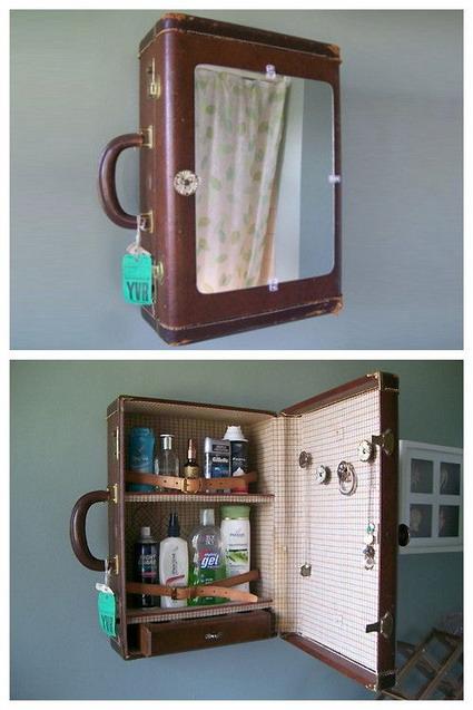 maleta reciclada
