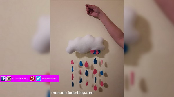 Nube de tela