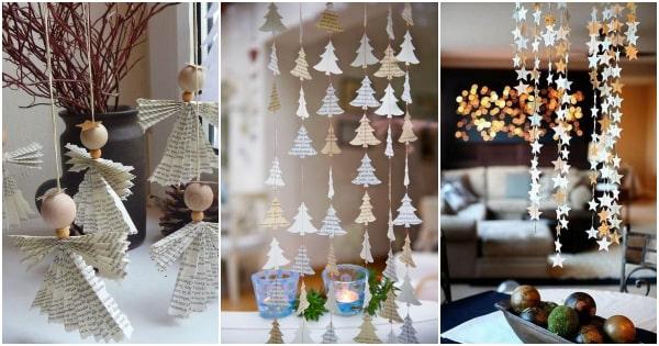 Manualidades Para El Hogar Navidad.Manualidades Para Navidad Paso A Paso Manualidadesmanualidades